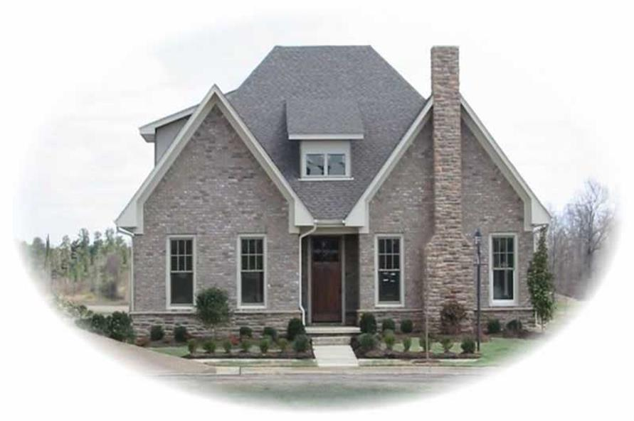 Main image for house plan # 10828