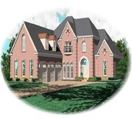House Plan #170-3289