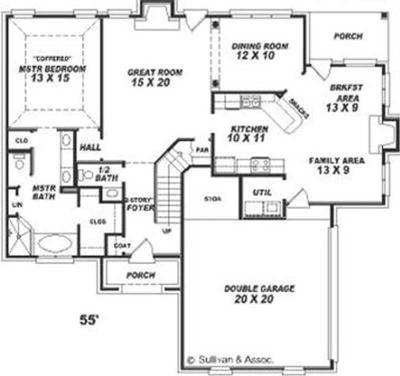 European french contemporary house plans home design for European contemporary house plans