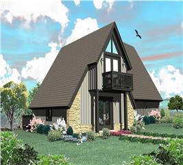 House Plan #170-3361