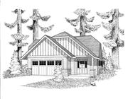 View house Plan#171-1006