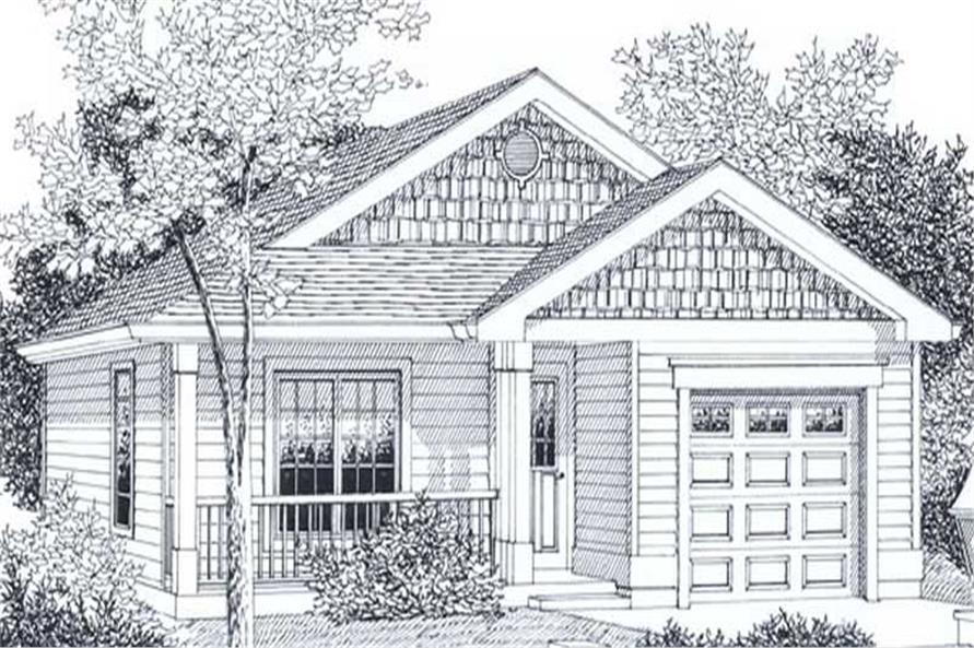 Main image for house plan # 11937