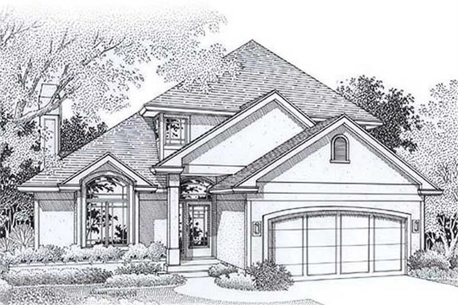 Main image for house plan # 11947