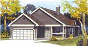 View house Plan#171-1090