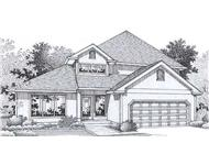Main image for house plan # 12028