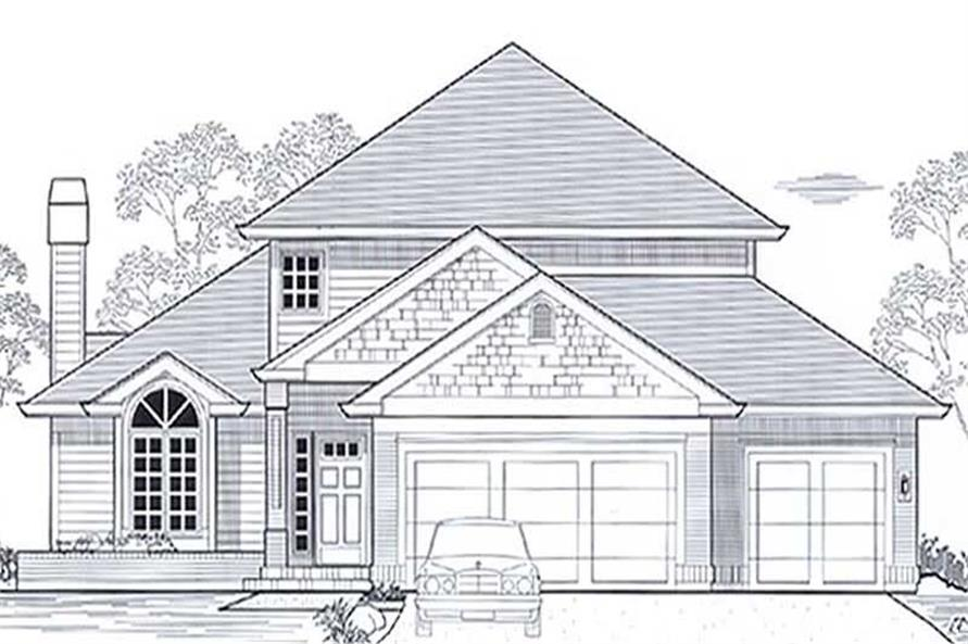 Main image for house plan # 11948
