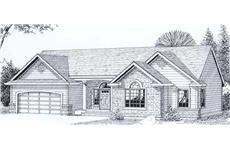 Main image for house plan # 11929