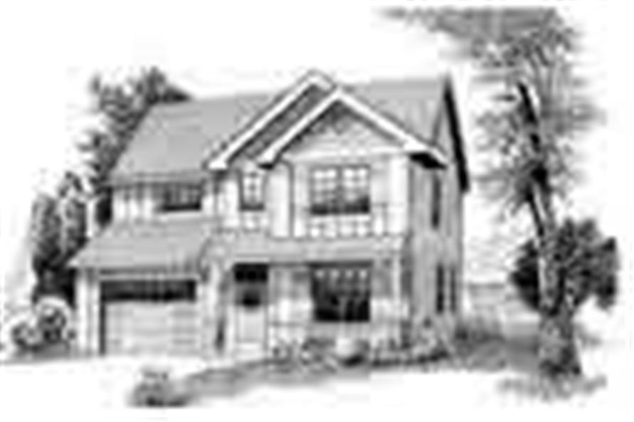 Main image for house plan # 11926