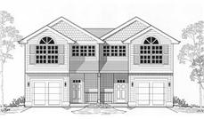 Main image for house plan # 11923