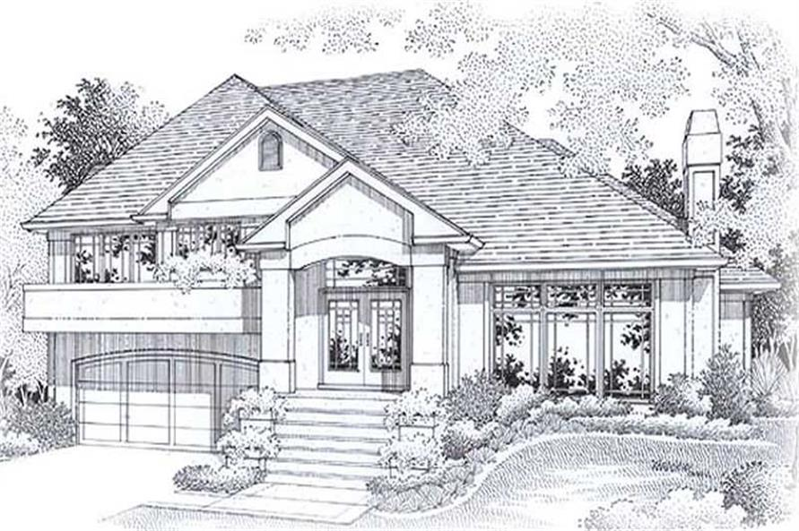 Main image for house plan # 11904