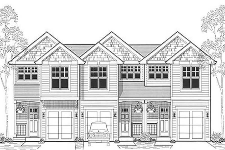 Main image for house plan # 11997