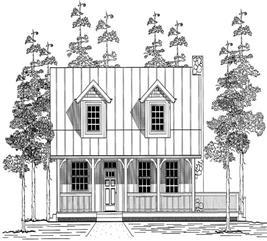 House Plan #171-1165