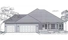 Main image for house plan # 11848
