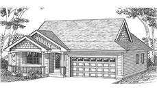 Main image for house plan # 11905