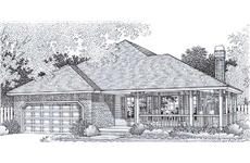 Main image for house plan # 11847
