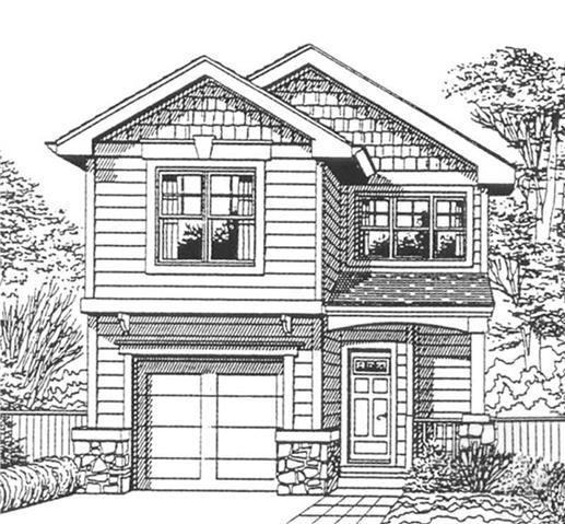 Main image for house plan # 11817