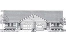 Main image for house plan # 11821