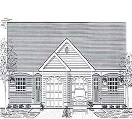 House Plan #171-1214