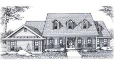 Main image for house plan # 11815
