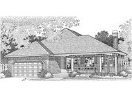 Main image for house plan # 11836