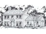 Main image for house plan # 11943