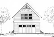 Main image for house plan # 11936