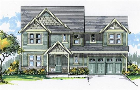 House Plan #S-32112F