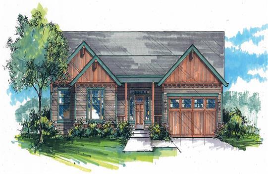 House Plan #S-41097C