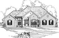 Main image for house plan # 3186