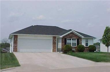 Main image for house plan # 3185