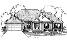 Main image for house plan # 3176