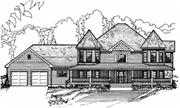 View house Plan#172-1007