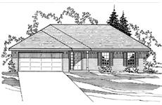 Main image for house plan # 3216