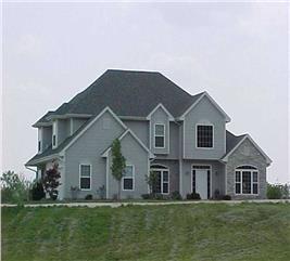 House Plan #172-1012