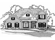 Main image for house plan # 3218
