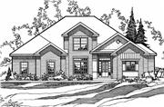 View house Plan#172-1020