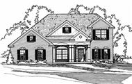 Main image for house plan # 3203