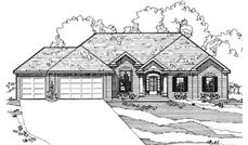 Main image for house plan # 3192