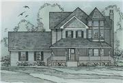 View house Plan#172-1038