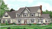 View house Plan#173-1006
