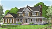 View house Plan#173-1008