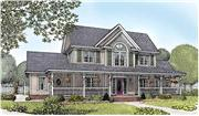 View house Plan#173-1010