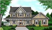 View house Plan#173-1011