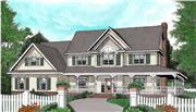 View house Plan#173-1013