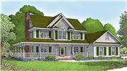 View house Plan#173-1015