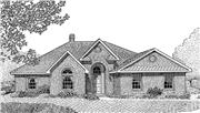 View house Plan#173-1017