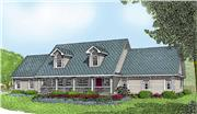 View house Plan#173-1018