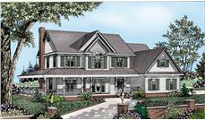 Main image for house plan # 5950