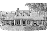 Main image for house plan # 3682