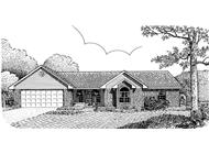 Main image for house plan # 3678